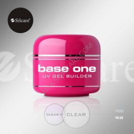 SILCARE Żel Base One Clear 30g