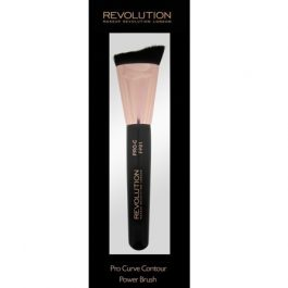 MAKEUP REVOLUTION PRO CURVE CONTOUR PĘDZEL DO PUDRU